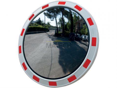 Lustro drogowe akrylowe U-18a ⌀500 okrągłe