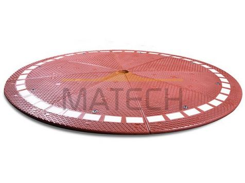 MINI RONDO gumowe ⌀3000 (fi3000, 3m)