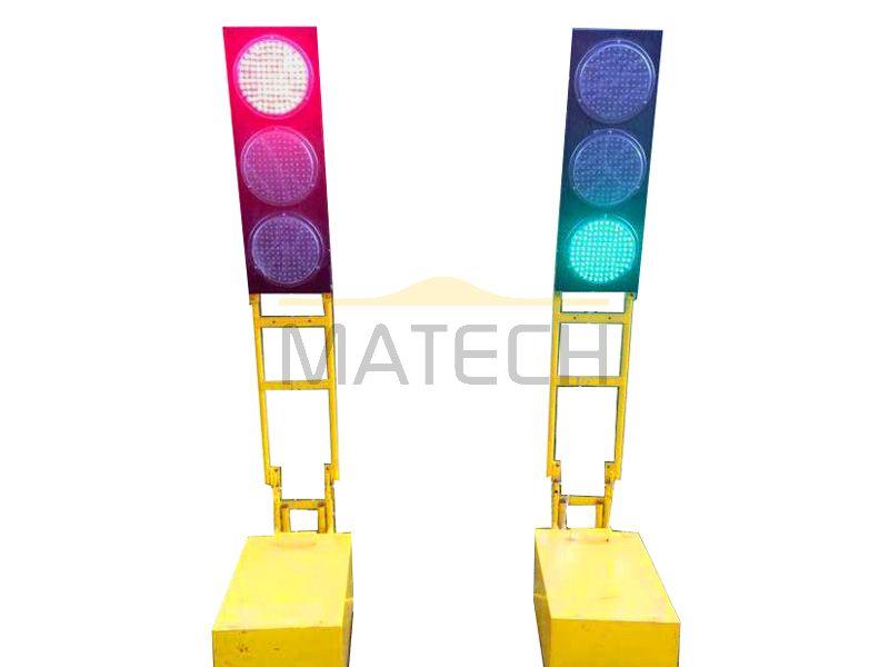 sygnalizacja wahadłowa LED