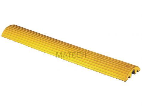 Gumowa osłona kablowa (drogowa) 120 cm – żółta