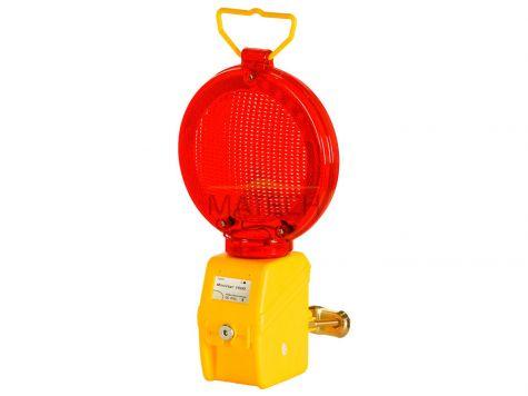 Lampa zmierzchowa MiniStar 1000 Czerwona