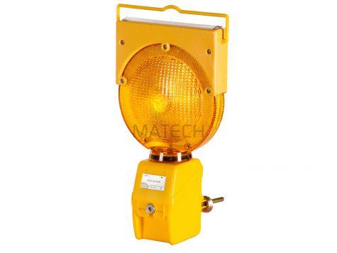 Lampa zmierzchowa SolStar (solarna) - żółta