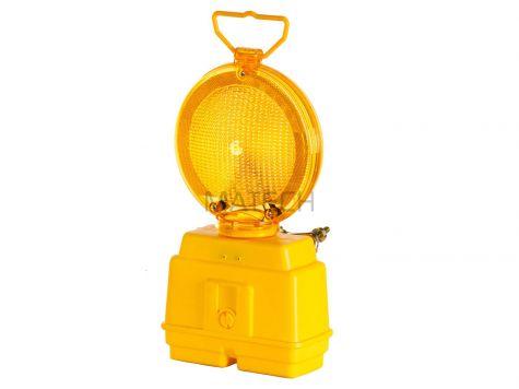 Lampa zmierzchowa Star 2000 - żółta