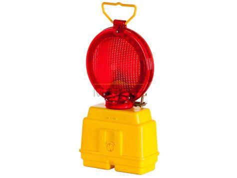 Lampa zmierzchowa Star 2000 - czerwona