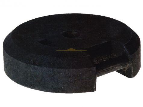 Uniwersalna podstawa PCV okrągła P026R