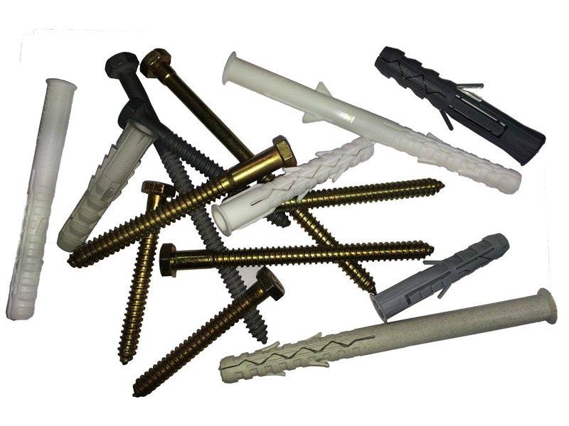 Elementy montażowe do urządzeń brd