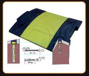 elementy montażowe do progów zwalniających, śruby do progów zwalniających