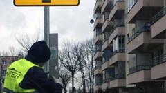 Usługi montażowe znaków drogowych