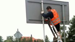 Profesjonalne oznakowanie dróg i ulic