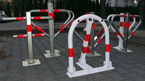 Blokady parkingowe - duży wybór, atrakcyjne ceny